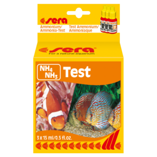 Sera Test Kit NH4NH3